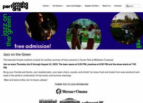 jazzonthegreenomaha.com
