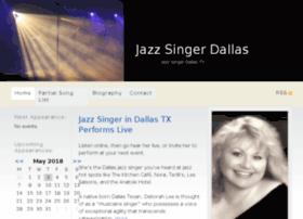 jazzsingerdallas.com