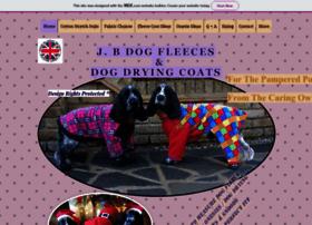 jbdogfleeces.co.uk