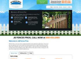 jbfencepros.com