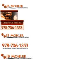 jbmohlersnowplowing.com