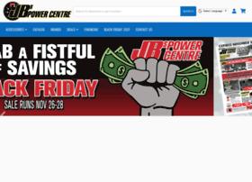 jbspowercentre.com