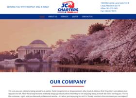 jcchartersandtours.com
