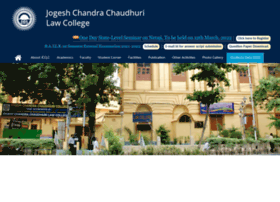 jcclawcollege.in