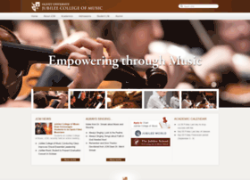 jcm.olivetuniversity.edu