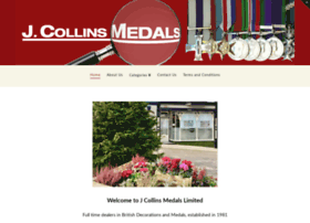 jcollinsmedals.co.uk