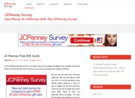 jcpenney-survey.com