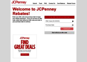 jcpenneyrebates.com