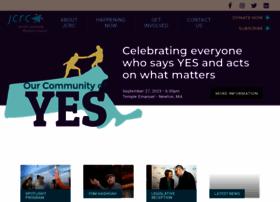 jcrcboston.org