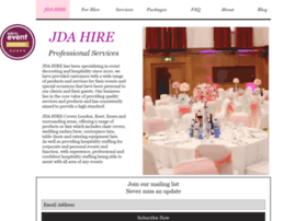 jdahire.co.uk