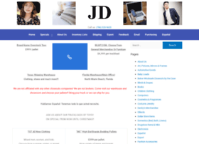 jdcloseouts.com