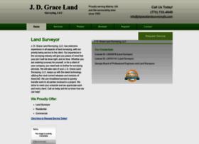 jdgracelandsurveyingllc.com