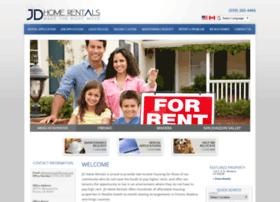 jdhomerentals.com