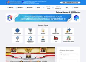 jdih.kominfo.go.id