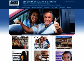 jdsmithinsurance.com