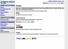 je-eigen-domein.nl
