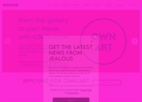 jealousgallery.com