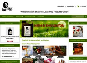 jean-puetz-produkte.de