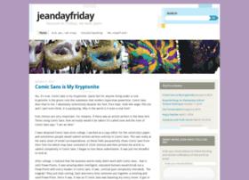 jeandayfriday.wordpress.com