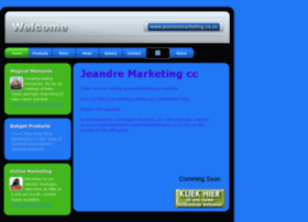 jeandremarketing.co.za