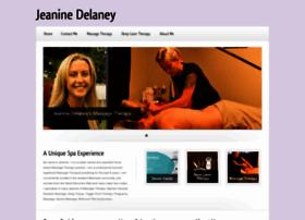 jeaninedelaneysmassagetherapy.com