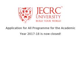 jecrcuapplication.com