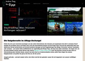 jeden-tag-ein-tipp.de