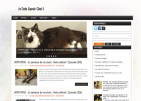 jedoissavoirchat.blogspot.fr