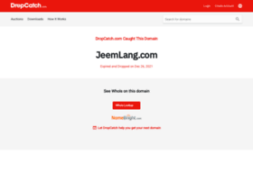 jeemlang.com