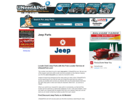 jeep-parts.uneedapart.com