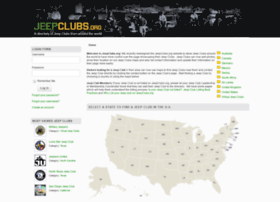 jeepclubs.org