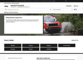 jeeppartsoverstock.com
