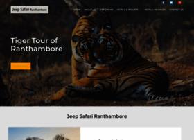 jeepsafariranthambore.com