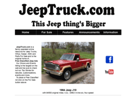 jeeptruck.com