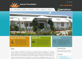 jeevanfoundation.com