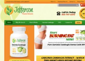 jeffersonnutritiongarciniacambogia.com