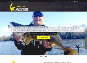 jeffevansfishing.com