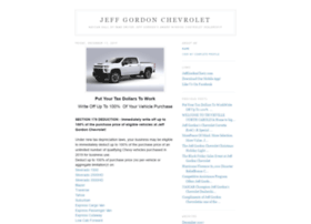 jeffgordonchevy.blogspot.com