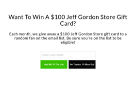 jeffgordonvip.com