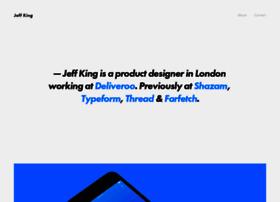 jeffking.co.uk