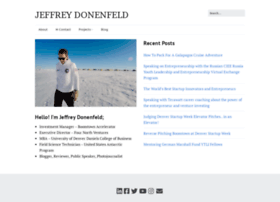 jeffreydonenfeld.com