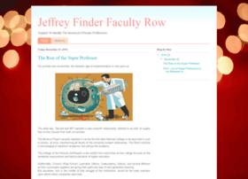 jeffreyfinderfacultyrow.blogspot.com