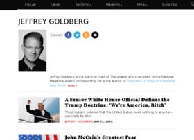 jeffreygoldberg.theatlantic.com