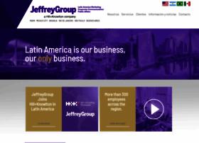 jeffreygroup.com