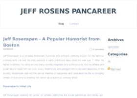 jeffrosenspancareer.weebly.com