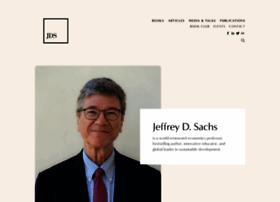 jeffsachs.org