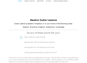 jeffwilliamsguitarinstruction.com