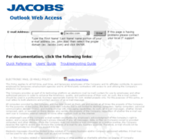 jegmail.jacobs.com