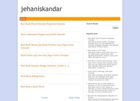 jehaniskandar.blogspot.com