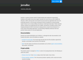 jemalloc.net